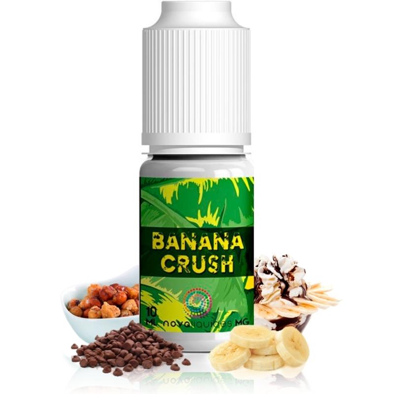 Banana Crush - Nova Liquides