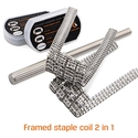 Framed Staple Coil 2 en 1 (x8) - Geek Vape