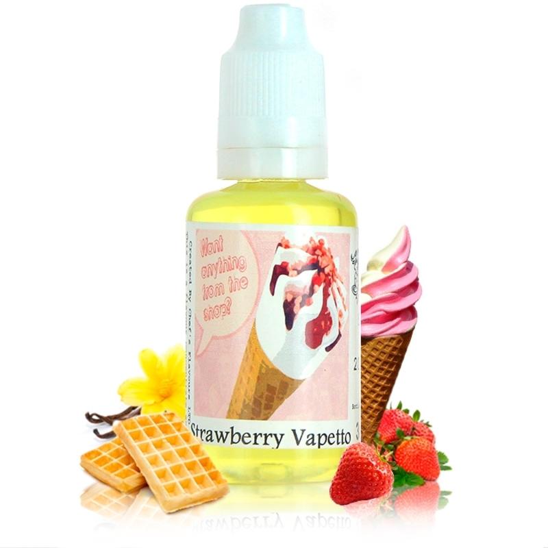 Concentré Strawberry Vapetto - Chefs Flavours