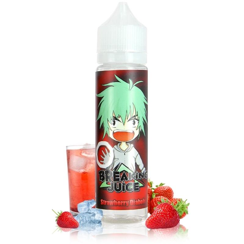 Strawberry Diabolo - BreakingJuice