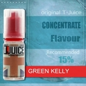 Concentré Green Kelly 10 ml - T-Juice