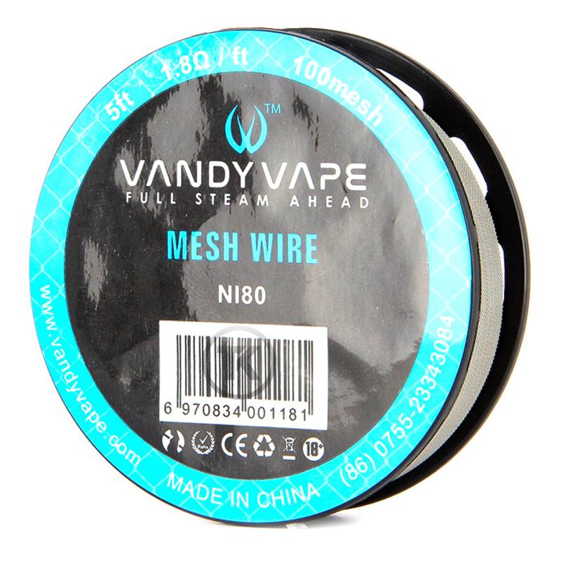 Mesh NI80 - Vandy Vape