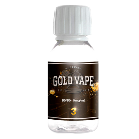 Base à Booster 170 ml dans 200ml - Gold Vape