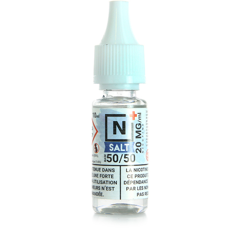 Booster Sel de nicotine - N+