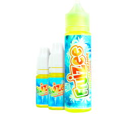 Pack Citron Orange Mandarine Fruizee 6mg - Eliquid France