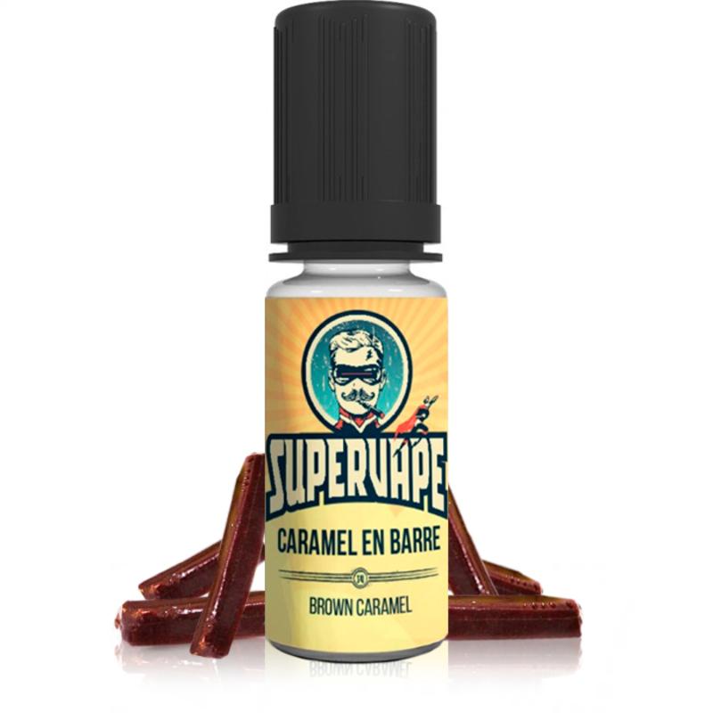 Caramel en barre - SuperVape