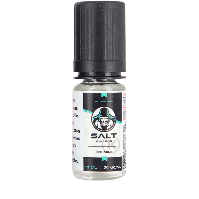 Ice Mint Sel de Nicotine - Le French Liquide
