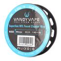 Superfine MTL Fused Clapton Ni80 - Vandy Vape