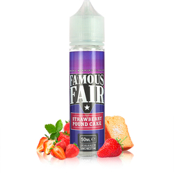 Strawberry Pound Cake 50ml - One Hit Wonder