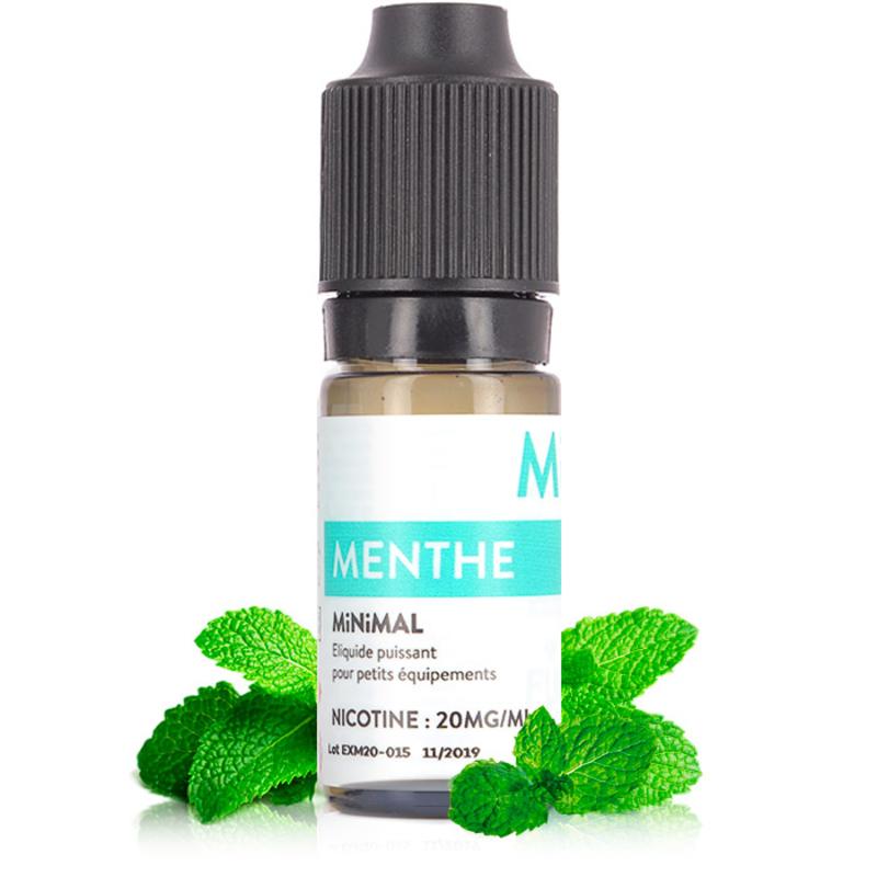 Menthe - Minimal