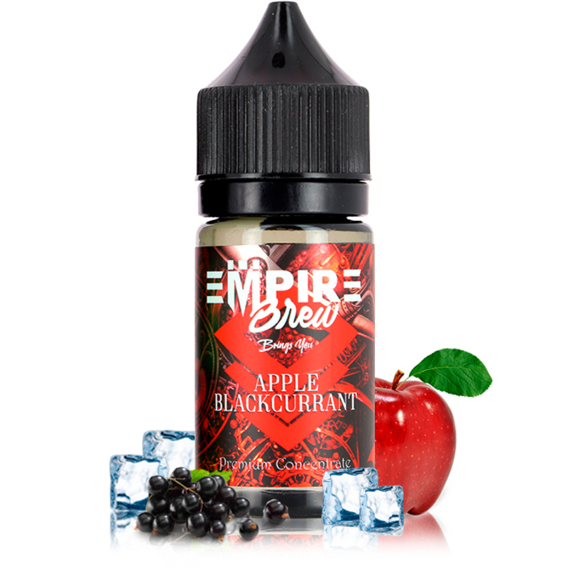 Concentré Apple Blackcurrant - Vapempire