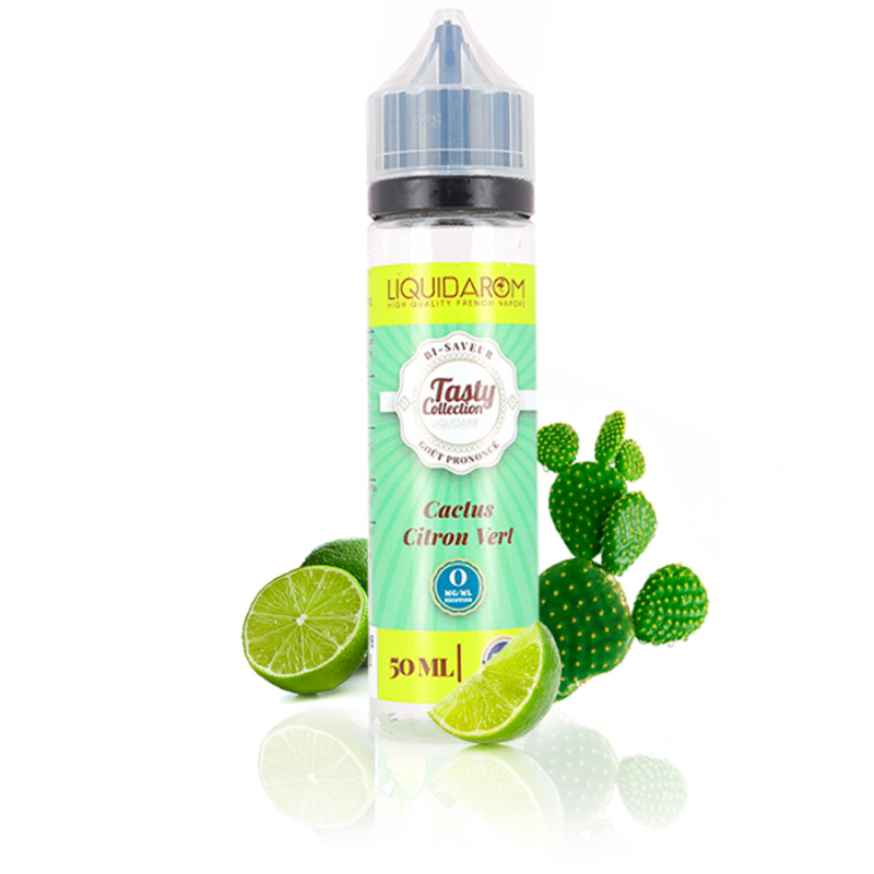 Cactus Citron Vert 50ml - Tasty Collection