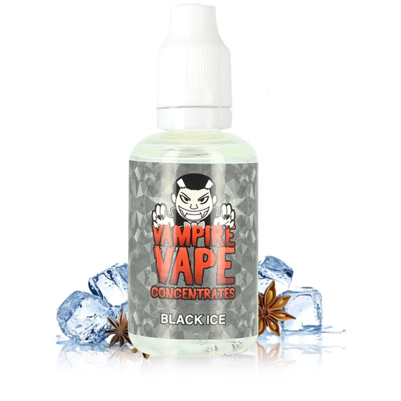 Arôme Black Ice 30ml - Vampire Vape