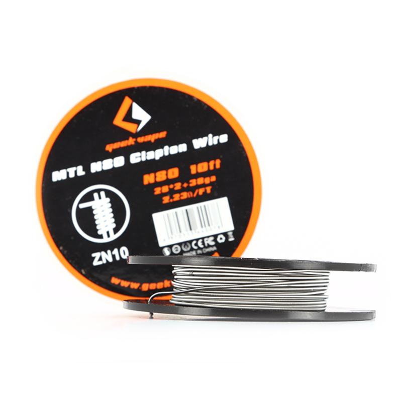 MTL Clapton Wire - Geek Vape