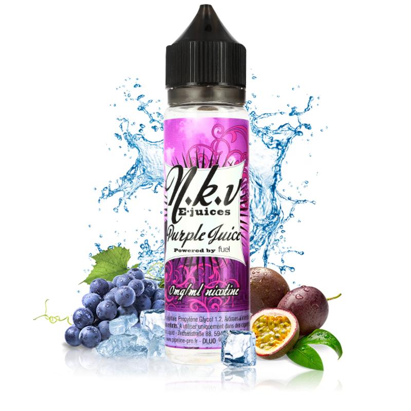 Purple Juice 50ml - NKV