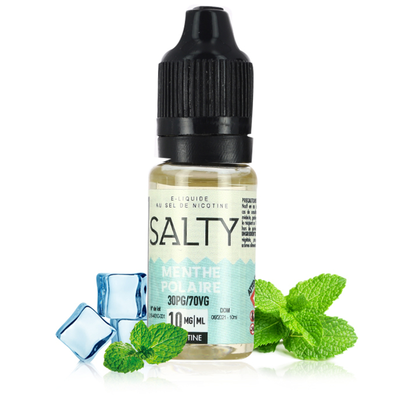 Menthe Polaire - Salty