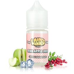 Concentré Cran Apple Juice Iced 30ml - Loaded