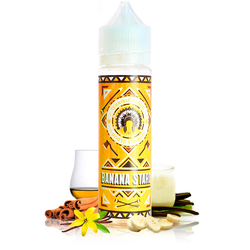 Banana Stard 50ml - Terrible Cloud