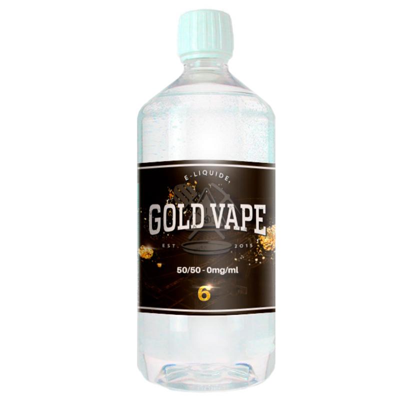 Base à Booster 1L 50/50 - Gold Vape