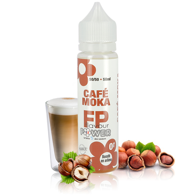 Café Moka 50ml - Flavour Power
