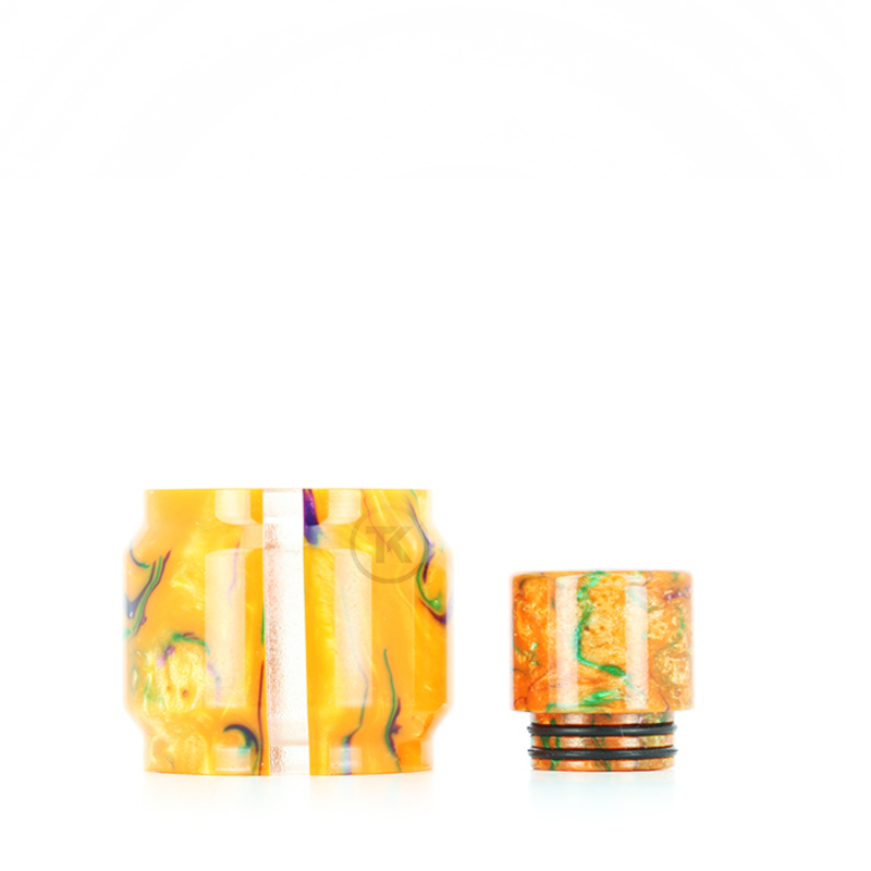Kit Réservoir + Drip Tip TFV12 Prince