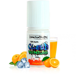Concentré Orange 30ml - Cloud Niners