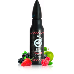 Wild Berry Fusion 50ml - Riot Squad et Bang Juice
