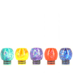 Drip Tip 510 Resin G1 anti-projections