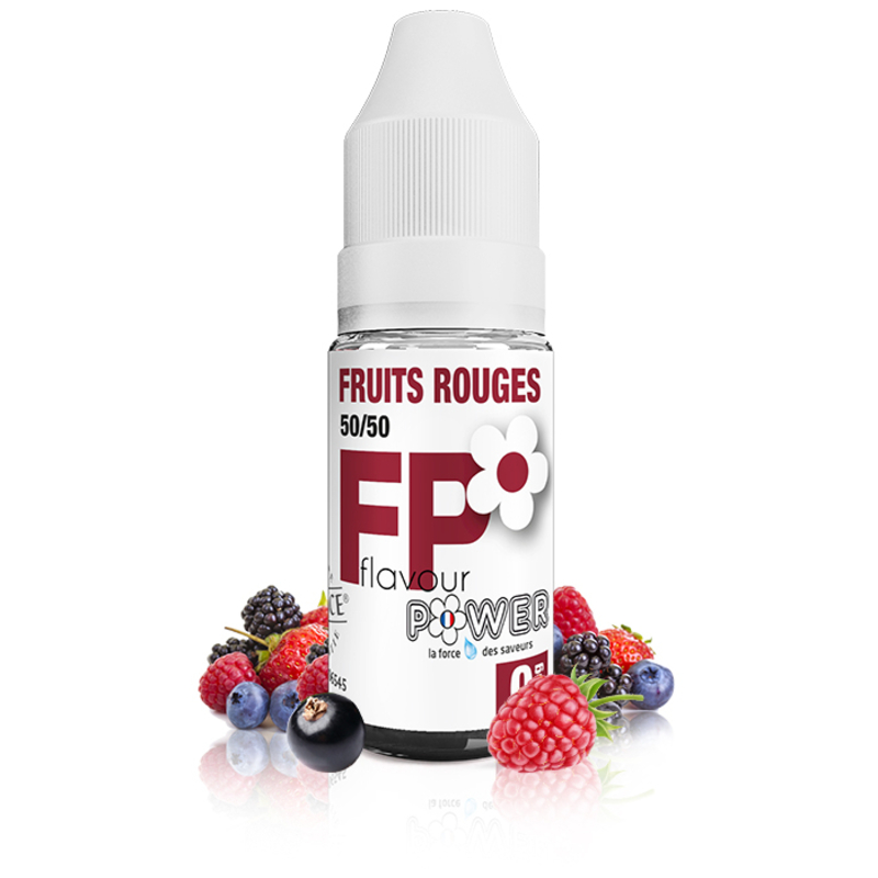 Fruits Rouges 50/50 - FP