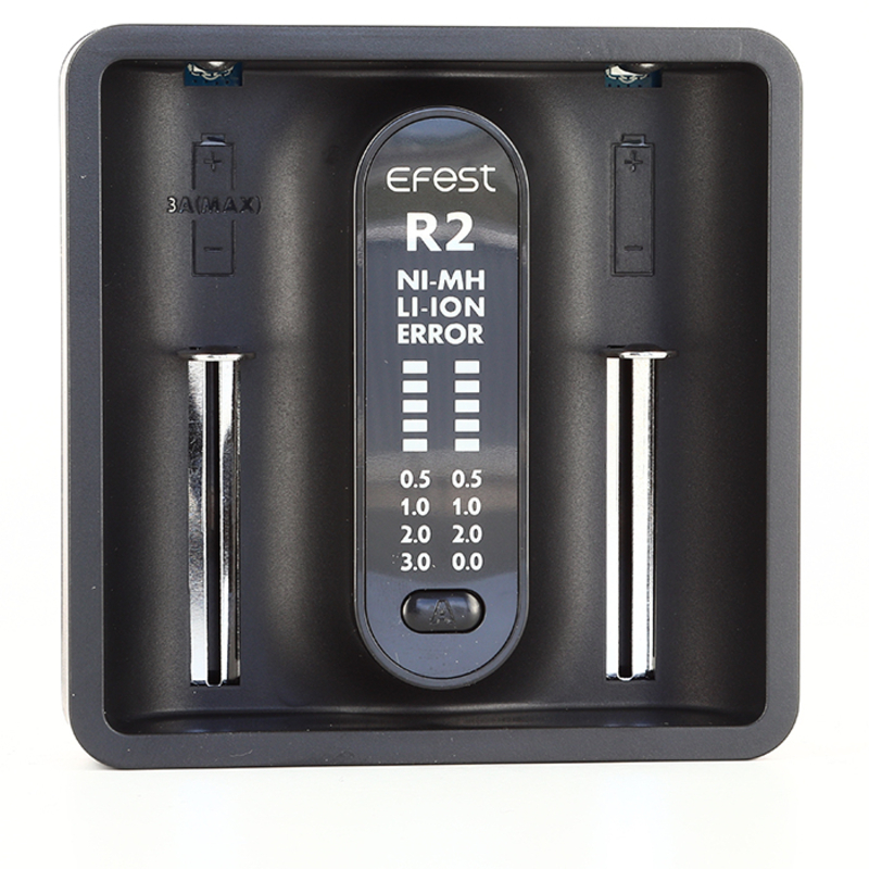 Chargeur iMate R2 - Efest