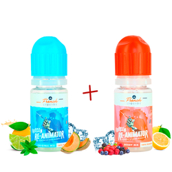 Pack Frozen Re-Animator - Le French Liquide