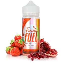 The Red Oil 100ml - Fruity Fuel