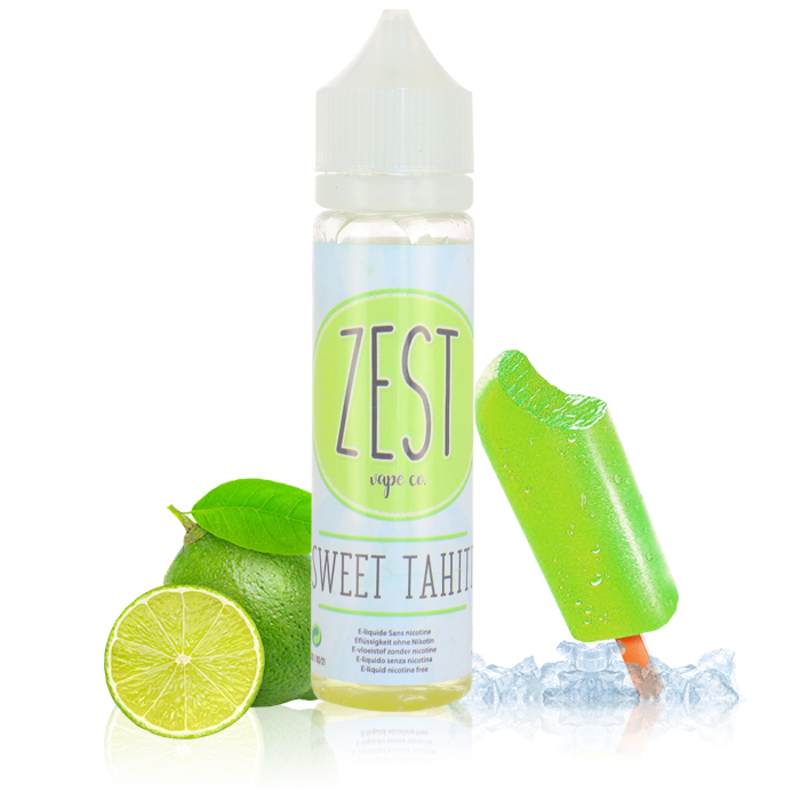 Sweet Tahiti - Zest Vape Co