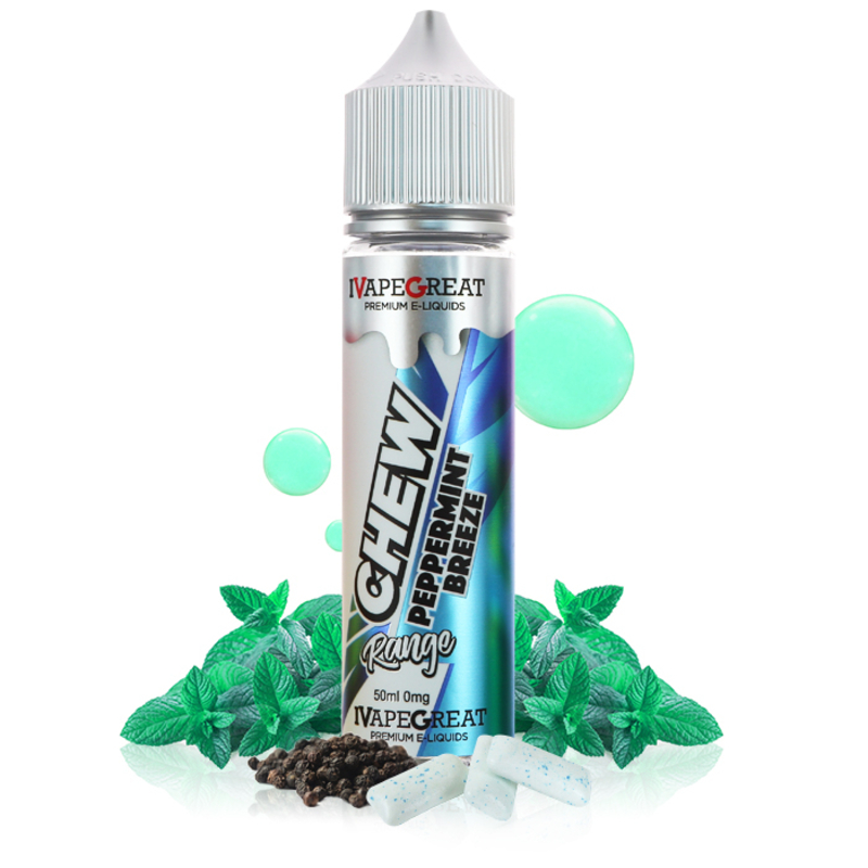 Peppermint Breeze - I Vape Great