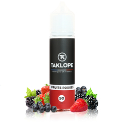 Fruits Rouges 50ml - Taklope