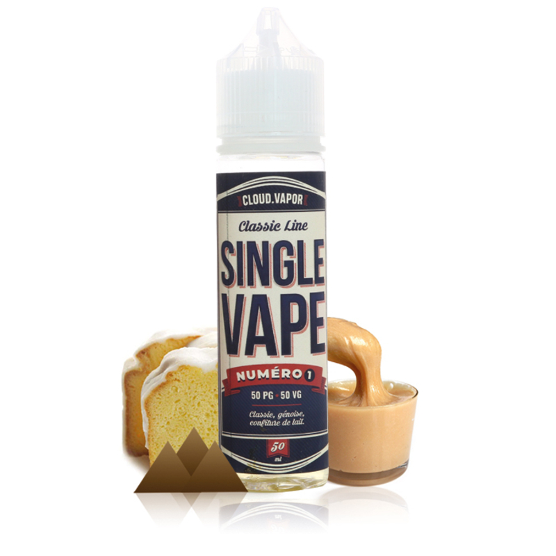 Numéro 1 50ml - Single Vape