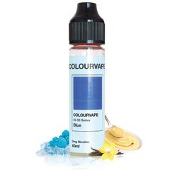 Colourvape Blue 40ml - TMax Juice
