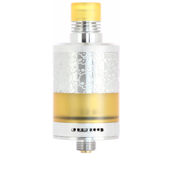 Precisio RTA Silver Night Limited Edition - BD Vape