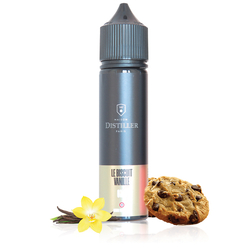Le biscuit vanillé 50ml - le distiller