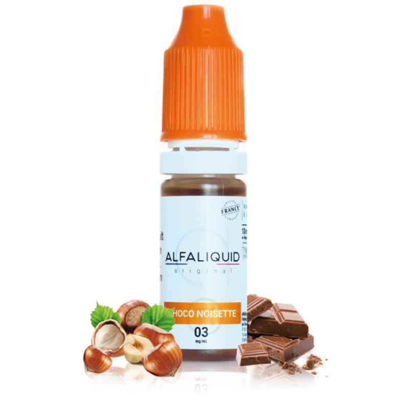 Choco Noisette - Alfaliquid