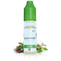 Thé Vert - Alfaliquid