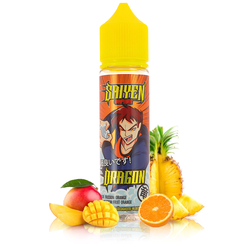 Dragon Saiyen Vapors 50ml - Swoke