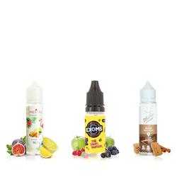 Pack e-liquides du mois - Février 2020