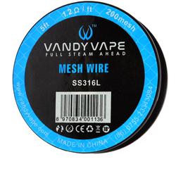 Mesh SS316 - Vandy Vape