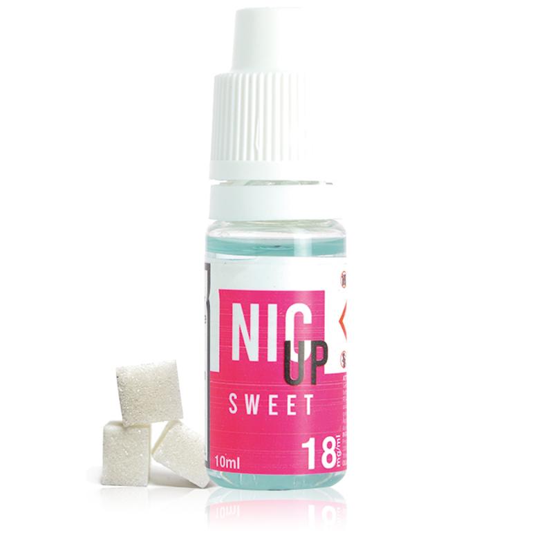 Booster de nicotine Sweet - Nic-up