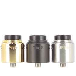 Temple RDA 28mm - VaperzCloud