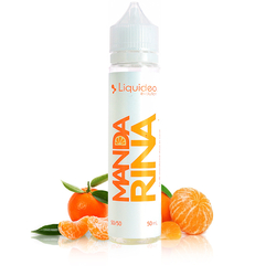 Mandarina 50ml - Liquideo