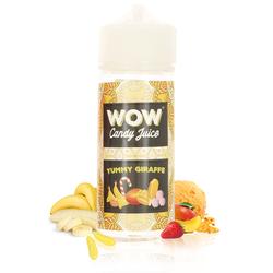 Yummy Giraffe 100ml - Wow Candy Juice by Made in Vape