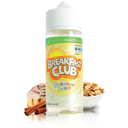 Cinnamon Crunch 100ml - Breakfast Club