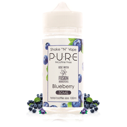 Blueberry 50ml - Pure